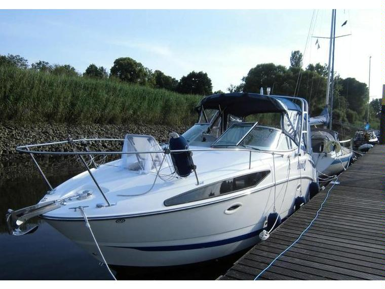 Bayliner 265 Sb In Germany Cabin Cruisers Used 55254