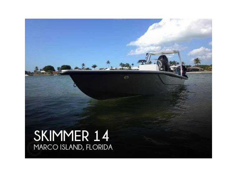 Skimmer Skiff 14 in Florida | Open boats used 75710 - iNautia
