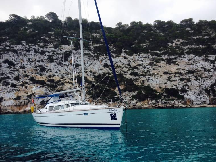 Sun Odyssey 40 Ds In Pontevedra Sailing Cruisers Used 49527 Inautia