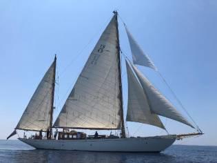 Thornycroft Bermudan 95 Ketch
