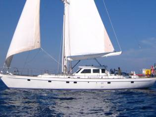 Kanter Chuck Paine Performance Cruising Ketch in Valencia | Sailing