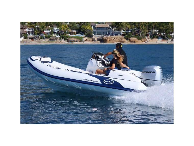 Turnkey Package - Venture 16 with 4 Sea