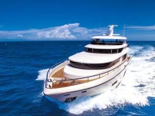 Johnson 93 Motoryacht