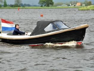 Boating Harderwijk Harderwijker Sloep 620