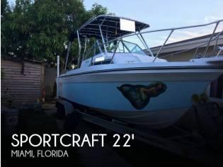 Sportcraft 222 Fishmaster WAC