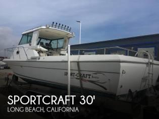 Sportcraft Fishmaster 302 Sport