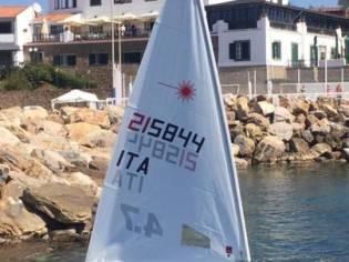 Boat Laser 4 7 Race | iNautia com - iNautia