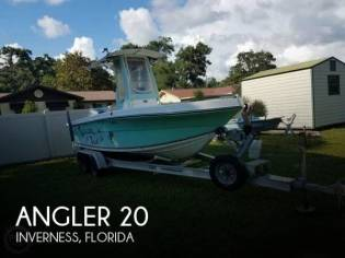 Angler 204 FX lImited Edition