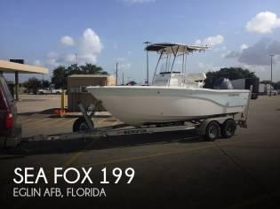 Sea Fox 199CC COMMANDER
