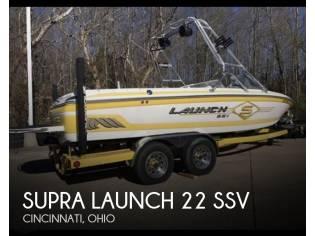 Supra Launch 22 SSV
