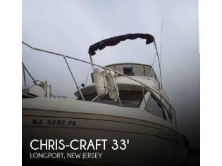 Chris-Craft 338 Commander