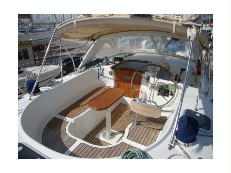 BENETEAU OCEANIS 40 CC in Alpes-Maritimes | Sailing ...