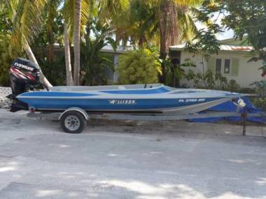 21 Allison Craft In Florida Power Boats Used 21005 Inautia