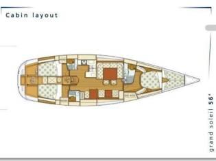 Pardo Yachts Grand Soleil 56
