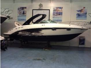 Chaparral 285 SSX met 8.2 HO