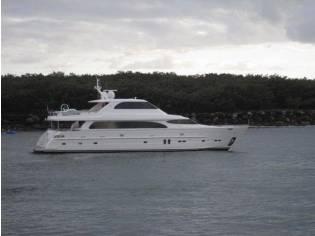 Horizon Yacht 98