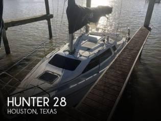 Hunter 280