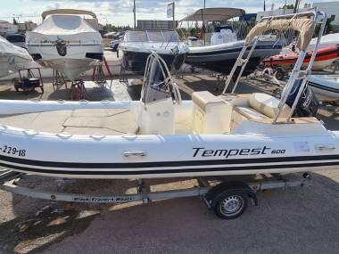 Capelli Tempest 600 en Stock