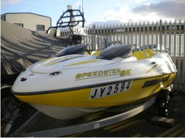 Sea Doo Speedster SK in Jersey | Power boats used 75310