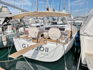 Pardo Grand Soleil 46 LC