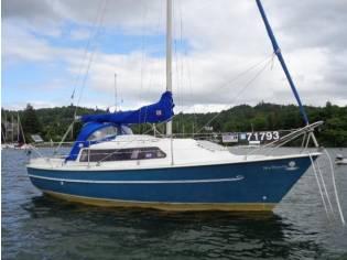 Maxim Marine Sailfish 25