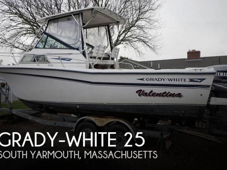 Grady-White Sailfish 255 in Florida | Day fishing boats used