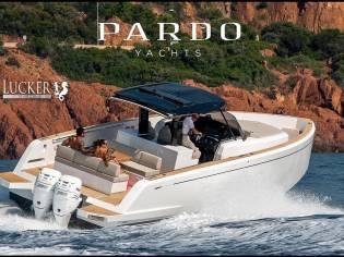 Pardo Yachts 38