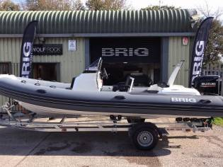 Brig Eagle 6H Custom Black