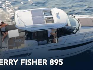 Jeanneau Merry Fisher 895