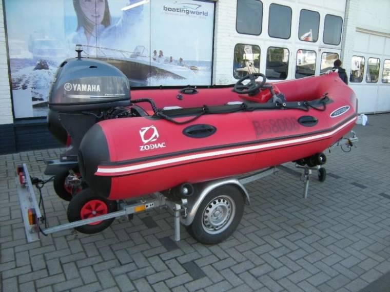 Zodiac Futura Mark II in Zuid-Holland | Inflatable boats used 05654