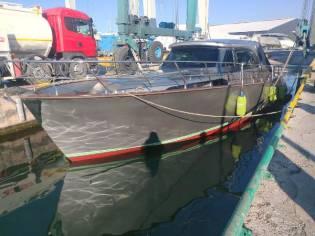 Custom-Craft Hybrid  Lobster 46