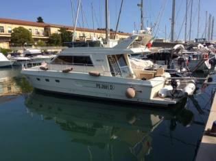 Ferretti Yachts 39