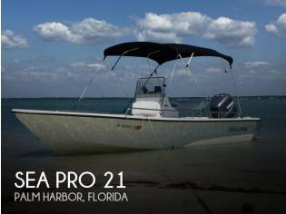 Sea Pro SV2100 CC