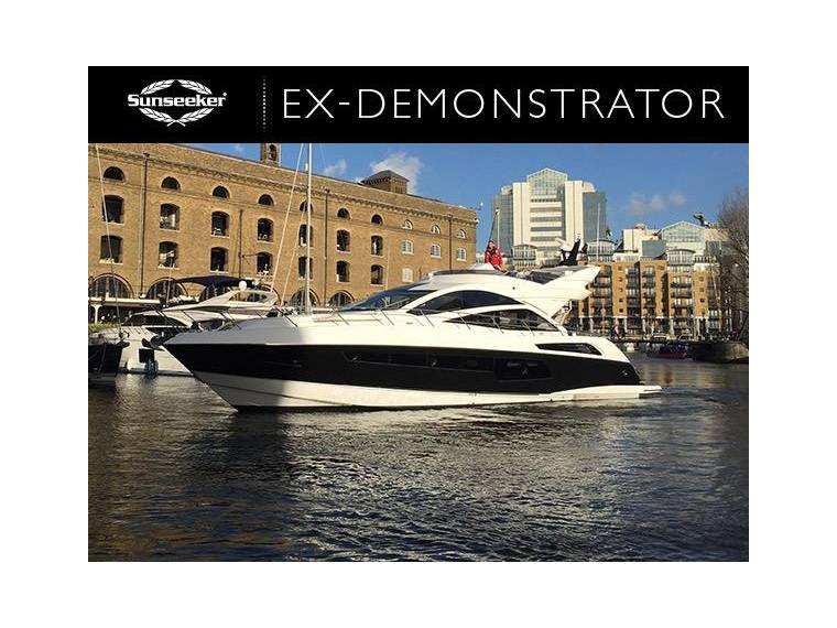Sunseeker 68 Sport Yacht new for sale 95250 | New Boats for