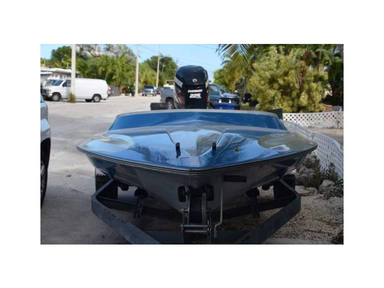 21 Allison Craft In Florida Power Boats Used 00495 Inautia