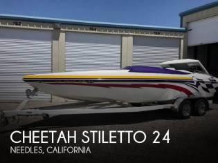 Cheetah Stiletto 24