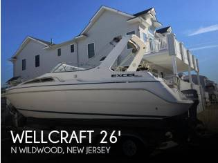 Wellcraft 26 Excel SE
