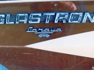 GLASTRON LA RAYA SS 184 + rimorchio Ellebi