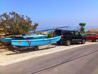 Hobie Holder 12 in Port Calafat | Catamarans sailboat used 68706