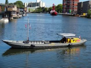 Rietaak 12.50 Rondvaartboot