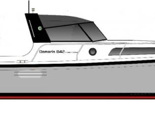 Damarin 842 Cruiser (nieuw)