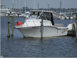 Baha Cruisers 257 WAC