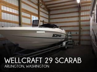Wellcraft 29 Scarab
