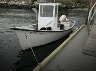 Allied Boat Works 20 Fisherman