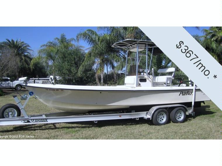 Parker Big Bay 2300t In Texas Power Boats Used 49995
