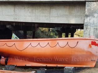Dutch Tender type open boat