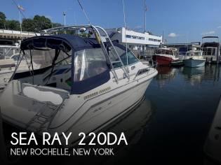 Sea Ray 220DA