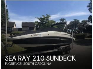 Sea Ray 210 Sundeck in Florida   Open boats used 15510 - iNautia