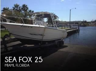 Sea Fox 257 Center Console