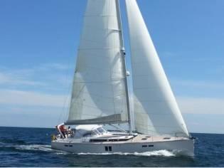 Hanse 545 Blue Sky